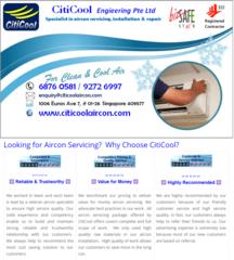 Citicool Engineering Pte Ltd