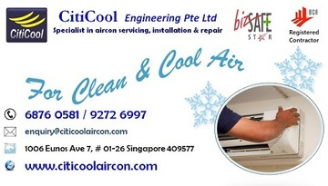 Citicool Engineering Pte Ltd