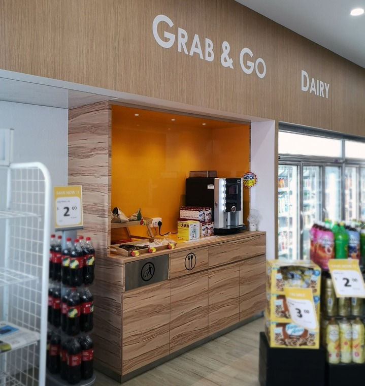 Convenient Shop at Balestier Road by Mu Studio Sg Pte Ltd - Completed - Recommend.sg