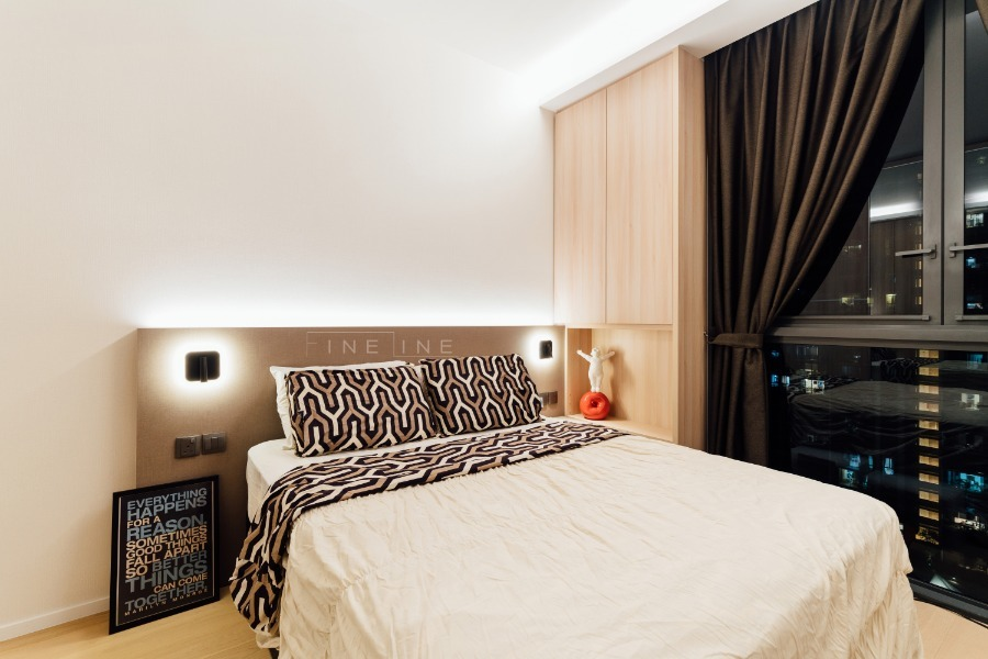 16 Panorama by Fineline Design Pte Ltd - Completed 800 - 1200 sqft Contemporary HDB - Recommend.sg