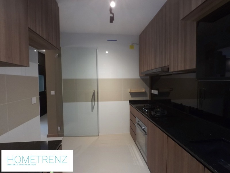 West Terra @ Bukit Batok - 3 room BTO by Hometrenz Design & Construction - Bedroom Completed Below 800 sqft - Recommend.sg
