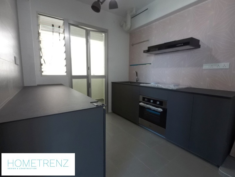 Kebun Baru Court - 4 room HDB by Hometrenz Design & Construction - Bedroom Completed - Recommend.sg