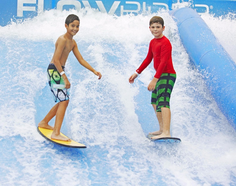 Image result for wave house sentosa kid party