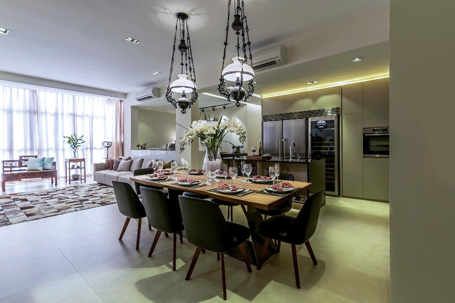 Orchard Court by Chapter B Pte Ltd - Completed 1200 - 1800 sqft Condo / Apartment - Recommend.sg