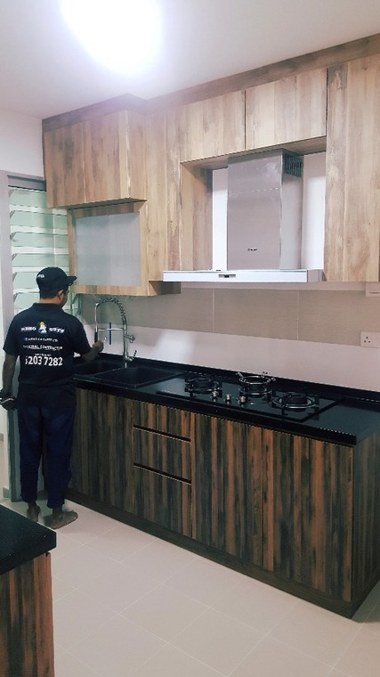 Kitchen Cabinets by Reno Guys Pte Ltd -  - Recommend.sg